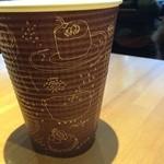 Paper Back Cafe -