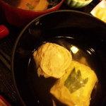 竹林の里 - 特製ゆば定食