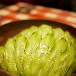 銀座シシリア - グリーンサラダ