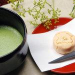懐華樓 - お抹茶