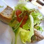 フラワーファーム - 野菜サラダ