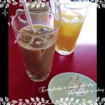 カマナ - オレンジジュース♡アイスラッシー♡