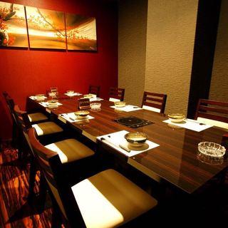 【完全個室】接待、会食にお薦め特別VIPルーム