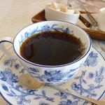 Cafe FLAT - コーヒー(これおいし!)