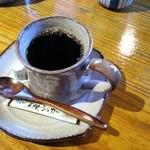 33782096 - たぬ金亭のコーヒー☆