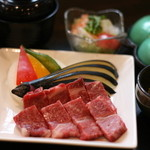 近江牛と地元野菜 ダイニングMOO - 近江牛陶板焼