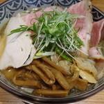 こがね屋 - 蛤醬油らぁ麺+チャーシュー