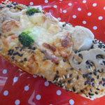 33786591 - 冬野菜とベーコンの白みそマヨソース
