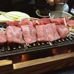祥満 司清 - nagasaki beef!