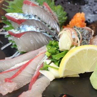 新鮮さとリーズナブルな海鮮料理が自慢