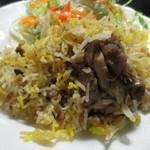 ディル レストラン - チキンビリヤニ・サラダ