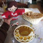 33788564 - コフタと豆と卵のカレー(新シェフ作)てってちゃん