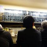 酒屋の酒場 - メニューが・・・