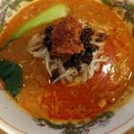 紅龍擔擔麺 - 赤坦々麺(2辛)