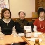33790596 - 中村和枝さん、谷口慶子さん、石原豊子さん