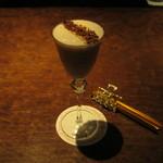 バー パルムドール - 「ルジェ・ショコラトル」です。