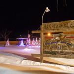 かしわぎ - 温泉のメリークリスマス