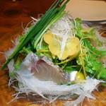 浅草一文 - 海鮮サラダ