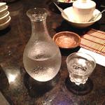 舞桜 - ドリンク写真:日本酒(show tick by)