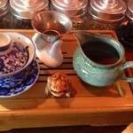 樂禅堂カフェ - 料理写真: