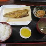 33796854 - 焼き魚定食(鯖)