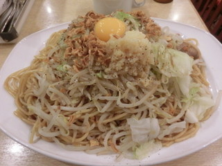 金太郎 - スタミナ焼スパ ギガ盛\950