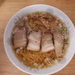 支那ソバ へいきち - 支那ソバ(従来麺:普通盛)770円