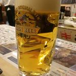 33798432 - 生ビール(¥500)