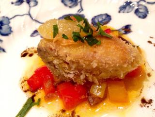 ラルテ沢藤 - 魚のカトゥレツ