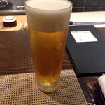 33799783 - ビールは泡まで美味しい