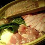 Chanko Dining 若 - ちゃんこ鍋(元祖 塩鍋)