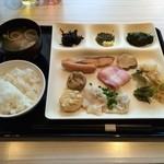 クオーレ - 秋田の御当地メニューが色々食べられます♪