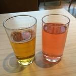 クオーレ - お茶&アセロラジュース