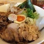 らー麺Chop - まぜそば before