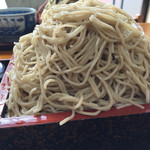 33800980 - 大盛り蕎麦