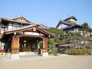 奈良ホテル ティーラウンジ - 優美なスケール(2014.12)