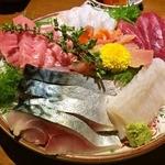 魚平 - お刺身盛り合わせ