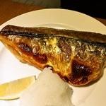 魚平 - サバの塩焼き