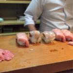 幸っちゃん寿司 - ウニの追加