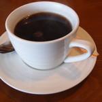 シェルパ - ホットコーヒー