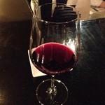 ダイニングバー ヒトミ - 赤ワイン