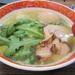 33807363 - 本丸塩らー麺 2014年12月
