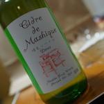 ワインアンドチーズ ホッカイドウノウコウシャ - 増毛シードル甘い