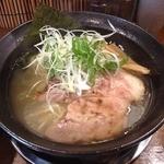 麺や 西や - 鶏魚介塩<細麺>(750円)