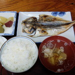 おともだち - 朝食 焼き魚定食