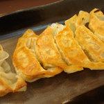有名天 - 肉汁餃子(ニンニク抜きの野菜たっぷり)