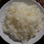 3381688 - 魚沼産コシヒカリのご飯