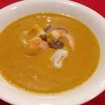 ◆シーフードカレー Sea food curry