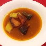 ◆お魚カレー  Fish curry