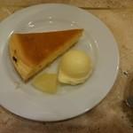 オクトバスタ - チーズケーキ
